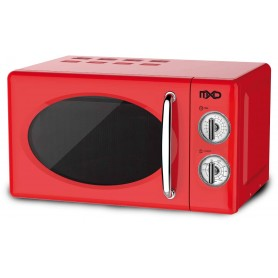 MXD - FORNO A MICROONDE VINTAGE 20 L ROSSO