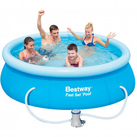BEST WAY - PISCINA GONFIABILE FAST SET