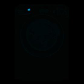 CANDY CS4 1061D3/2-S - LAVATRICE SLIM 6 KG