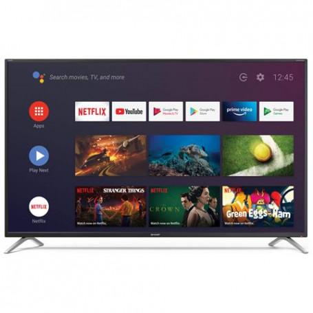 """SHARP 55BL2EA - SMART TV UHD 55"""""""