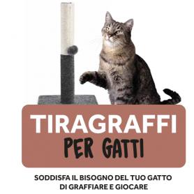 MIBA - TIRAGRAFFI PER GATTI