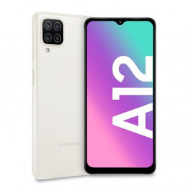 SAMSUNG GALAXY A12 64GB DUAL SIM WHITE